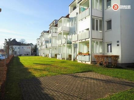 Dachgeschosswohnung in Traun mit Loggia und Tiefgaragenparkplatz - gefördert