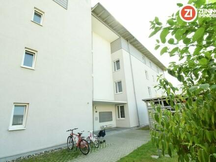 Single-Wohnung 52,41 m² mit Loggia und TG-Platz