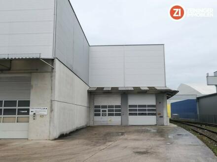 Traun - 515 m² top Hochregallager - sehr gute Verkehrsanbindung!