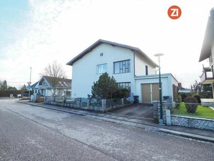 Gartentraum in WIMPASSING/Wels 3 - ZI Wohnung inkl. Parkplatz I Garten I Terrasse