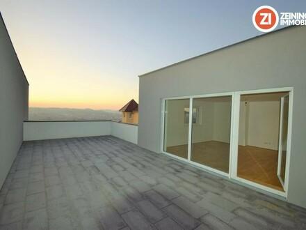 Traumhafte Penthousewohnung in Aussichtslage - Erstbezug !
