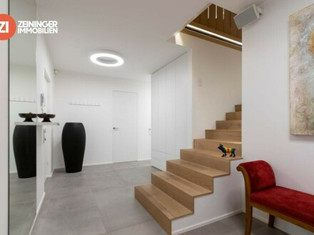 Design-Penthouse mit exklusivem Ambiente