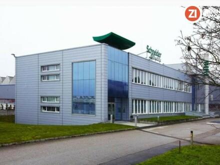 Produktionsstandort - beste Infrastruktur - Leonding - 230 m² Büro - 3.700 m² Lager
