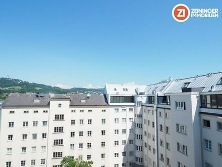 Erstbezug nach Sanierung - 3 ZI-Wohnung in Urfahr - unbefristetes Mietverhältnis
