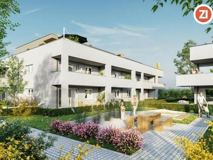 Wohntraun(m) - Neubau 3 ZI Gartenwohnung - Zentrumslage