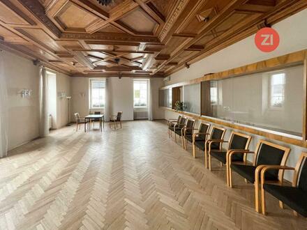 Arbeiten in einem der schönsten ältesten Häuser Österreichs - FLEXIBLE BÜROFLÄCHEN