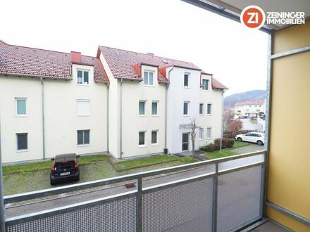 Provisionsfreie 3 ZI-Wohnung inkl. Stellplatz und Loggia!