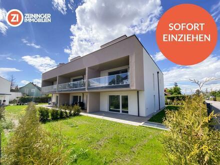 JETZT EINZIEHEN - Traumhafte Dachgeschosswohnung in TOP Lage in Marchtrenk