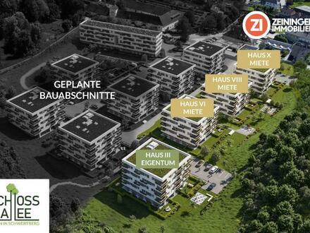 NEUE provisionsfreie geförderte 2-Zimmer Wohnung in Schwertberg