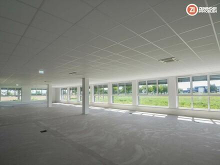 Helles modernes Büro Linz/Leonding - Nähe Meixnerkreuzung - ERSTBEZUG