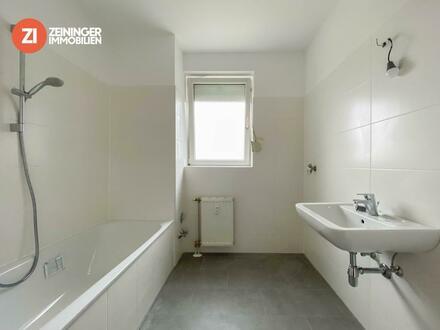 NEU SANIERTE - Geförderte 3-Zimmer-Whg. in Alkoven - PROVISIONSFREI