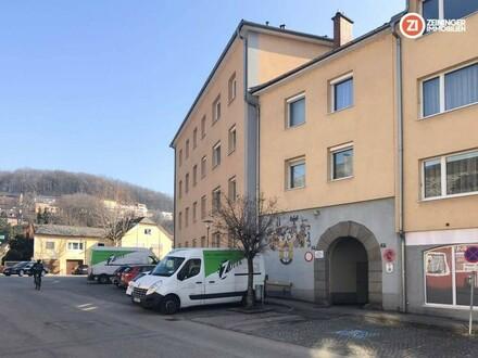 Geförderte 4 Zimmerwohnung am Stadtplatz in Steyregg - Provisionfrei