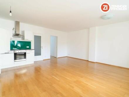 Großzügige stillvolle Wohnung direkt am Welser Stadtplatz inkl. Küche