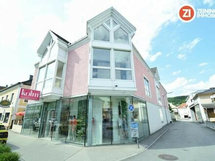 Liebenswerte 2 ZI-Wohnung mit Küche und Klimaanlage im Zentrum von Perg