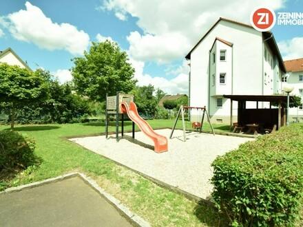 Provisionsfreie 3 ZI - Wohnung inkl. Loggia und Garage - Erdgeschoss