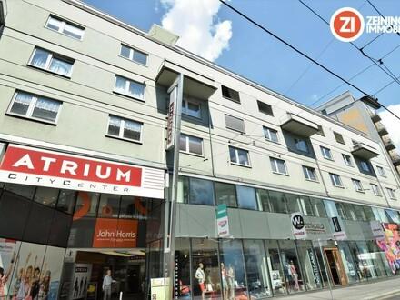 Erstklassige Bürofläche in der Linzer Innenstadt