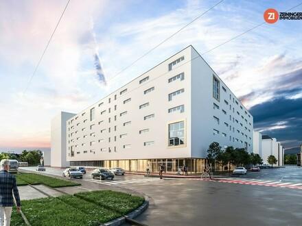 NEUBAU Geschäftsfläche 182m² in attraktivem Objekt - Erstbezug