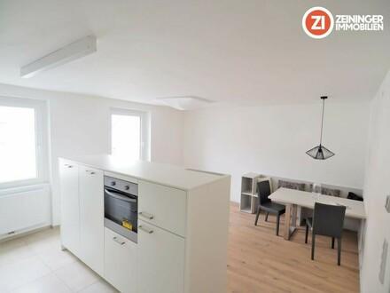 Möbliertes 3 ZI-Appartement im Herzen von Urfahr - Erstbezug nach Sanierung