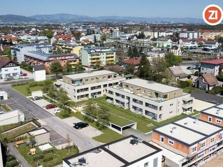 Wohntraun(m) - Neubau 4 ZI Gartenwohnung - Zentrumslage