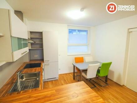 *1 MONAT MIETFREI!* Gepflegte 2 ZI-Wohnung - inkl. Küche u. Balkon - Nähe Med Uni