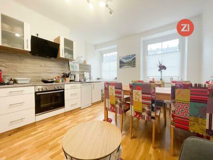 Erstbezug nach Sanierung - Attraktive 2 ZI-Wohnung in Urfahr - unbefristetes Mietverhältnis