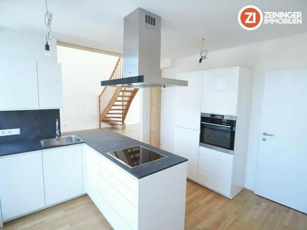 Stilvolles Penthouse DG-Wohnung in Linz Urfahr - unbefristetes Mietverhältnis