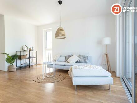 Frischluft - 3-Zimmer-Penthousewohnung über den Dächern von Linz
