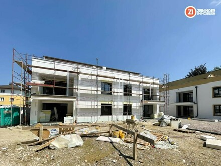 RIED Living / BAUSTART - PROVISIONSFREI Top A2 - Gartentraum