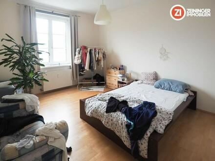 Perfekt aufgeteilte 5 ZI-Wohnung mit Küche in Urfahr - WG geeignet!