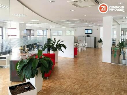 Schöne und große Bürofläche in bester Linzer Innenstadtlage