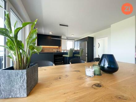 VOGELNEST - Dachgeschoss PENTHOUSE-Wohnung B1 Top 6 mit Dachterrasse