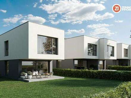 FLORA - Luxus im Grünen / Einzelhaus mit Garten und TG - Parkplatz
