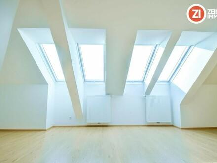 Gemütliche 3 Zimmer Dachgeschosswohnung I WG geeignet! I