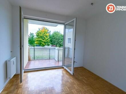 PROVISIONSFREIE 3- Zimmer Wohnung mit Loggia und Parkplatz / LAAKIRCHEN