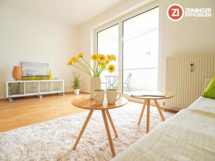 Provisionsfreie 3 - ZI Wohnung inkl. Tiefgarage!
