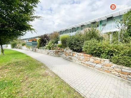 SOLAR CITY / Wohnung mit Garten und hochwertiger Ausstattung inkl. TG Parkplatz