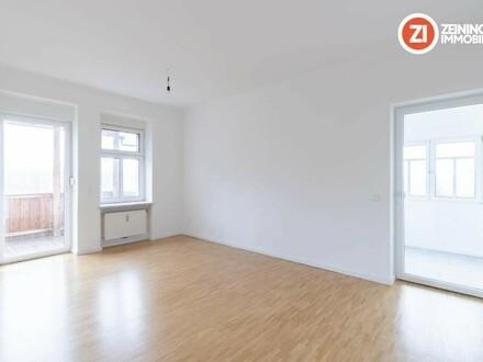 Helle - Lichtdurchflutete 4 ZI-Gartentraum-Wohnung in Nettingsdorf