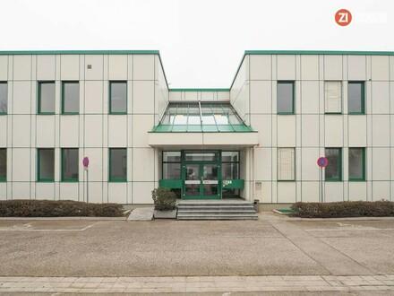 TOP Bürogebäude mit Lagerflächen - ca. 1935,8 m² bei Wels