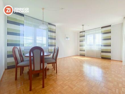 Provisionsfreie lichtdurchflutete 3-Zimmerwohnung in beliebter & ruhiger Perger Gegend