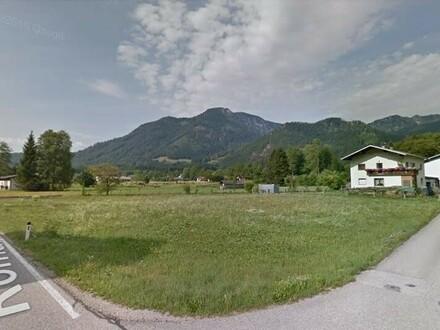 Versteigerungsobjekt - Baugrund in Scharnstein
