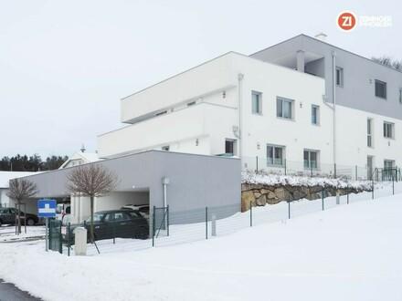 Kirchschlag bei LINZ - Neue 3 ZI - Wohnung inkl. Balkon und Garage - Provisionsfrei