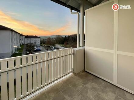 3 Zimmer- Wohnung mit Loggia und Parkplatz in Grieskirchen - PROVISIONSFREI