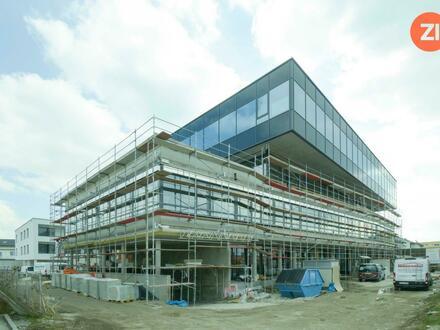 Topmoderne Büroflächen nahe Plus City - 362,3m² - Flächen flexibel gestaltbar