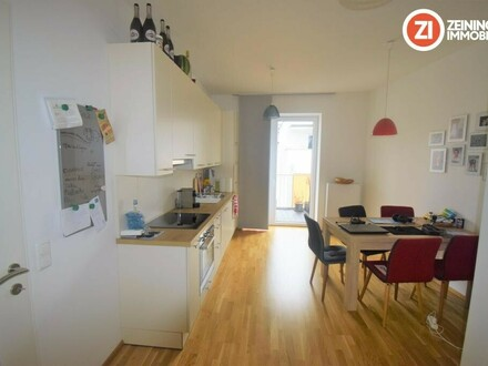Perfekte 3 Zimmerwohnung mit Balkon und Küche im Zentrum