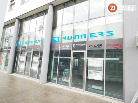 1A Geschäftslokal im Donaucenter Linz Urfahr - TOP Frequenz