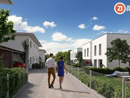 11 Autominuten nach Linz - geförderte Häuser in Strassham