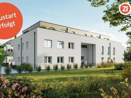 Wohntraun(m) - Neubau 2 ZI Wohnung mit Loggia - Zentrumslage