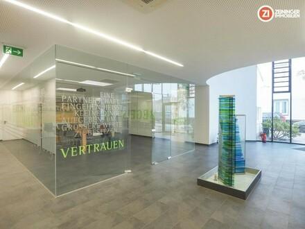 TOP repräsentatives Bürohaus - 360m² Büro + 140m²Lager - mit Kaufoption