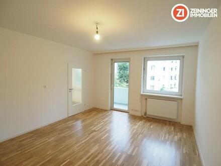 Wohnperle am Auberg - Neu sanierte 2 ZI-Wohnung mit Loggia