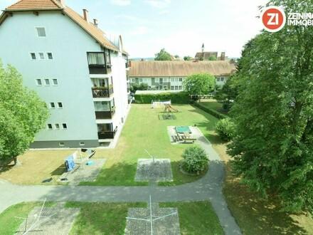 Provisionsfrei und unbefristet - Geräumige 3-Zimmer-Wohnung inkl. Loggia
